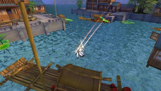 Kiếm Ca VNG chính thức ra mắt 26/12, tuyệt phẩm MMORPG 3D không thể bỏ lỡ - Ảnh 4.