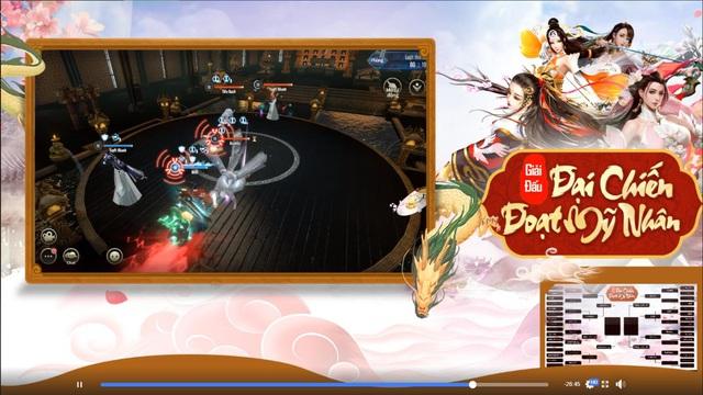 Lần đầu tiên một giải đấu hoành tráng được tổ chức tại sàn đấu của Tần Mỹ Nhân - Ảnh 4.