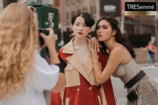 Thời trang cao cấp, sự liều lĩnh của TRESemmé để tạo sự khác biệt - Ảnh 2.