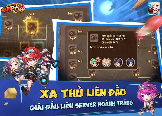 GunPow & sự thành công của game bắn súng tọa độ thế hệ mới ở thị trường Việt - Ảnh 4.