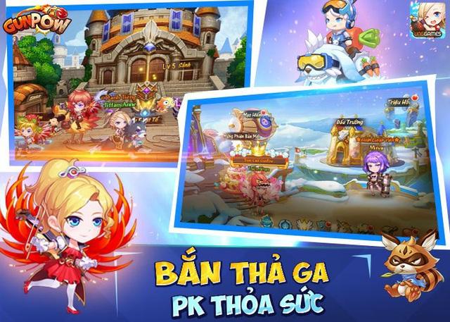 GunPow & sự thành công của game bắn súng tọa độ thế hệ mới ở thị trường Việt - Ảnh 3.