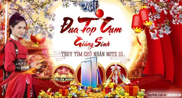 Kiếm Ma 3D game tặng code vip dịp lễ cuối năm Photo-1-15777645876181404997336