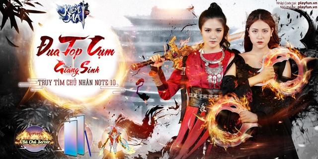 Kiếm Ma 3D game tặng code vip dịp lễ cuối năm Photo-1-1577764590226142560877
