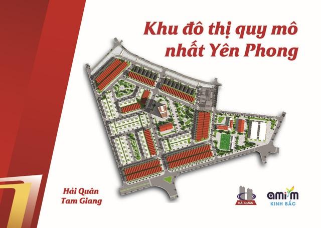 Mở bán đợt cuối đất nền KĐT Hải Quân Tam Giang - Ảnh 1.