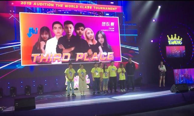 VTC Game bứt tốc cuối năm 2019: Laplace M vẫn trụ vững TOP đầu Appstore, đội tuyển Audition Việt Nam giành giải Ba cúp thế giới - Ảnh 7.