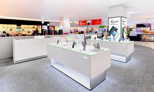 Mở rộng hệ thống OPPO Shop, hãng tăng cường trải nghiệm cao cấp cho người dùng - Ảnh 2.