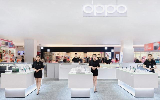 Mở rộng hệ thống OPPO Shop, hãng tăng cường trải nghiệm cao cấp cho người dùng - Ảnh 3.