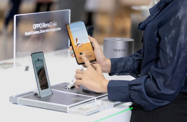 Mở rộng hệ thống OPPO Shop, hãng tăng cường trải nghiệm cao cấp cho người dùng - Ảnh 5.