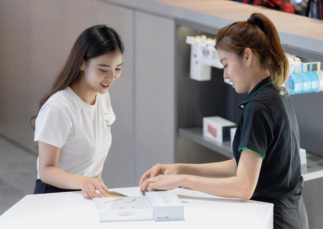 Mở rộng hệ thống OPPO Shop, hãng tăng cường trải nghiệm cao cấp cho người dùng - Ảnh 6.