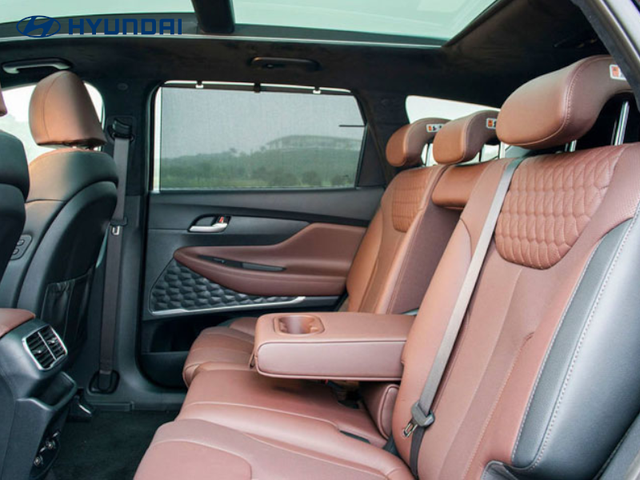 Điều gì làm nên giá trị và sức hấp dẫn của Hyundai Santafe thế hệ mới? - Ảnh 4.