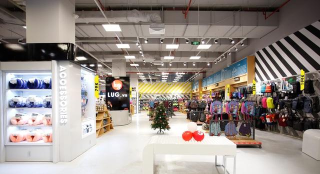 LUG mở Mega Store quy mô 789m2 lớn nhất tại AEON Hà Đông: rất nhiều sản phẩm hành lý quốc tế nổi tiếng, giá hợp lý - Ảnh 2.