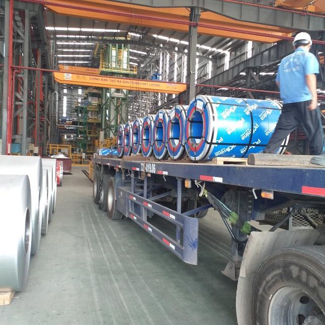 Pomina chinh phục thị trường nhập khẩu tôn mạ Mỹ và Mexico - Ảnh 3.