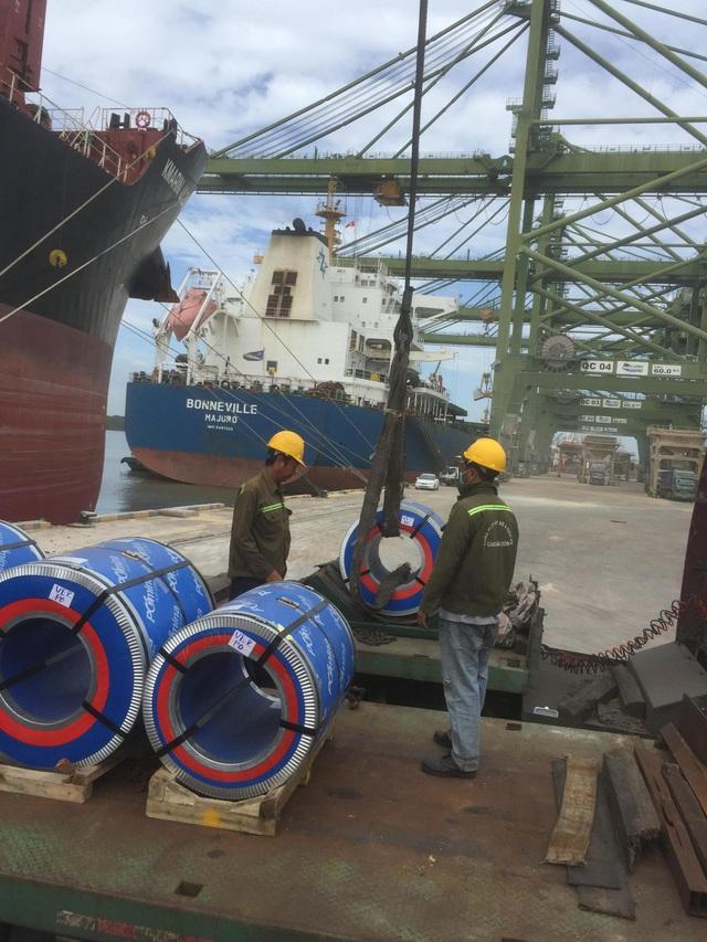 Pomina chinh phục thị trường nhập khẩu tôn mạ Mỹ và Mexico - Ảnh 4.