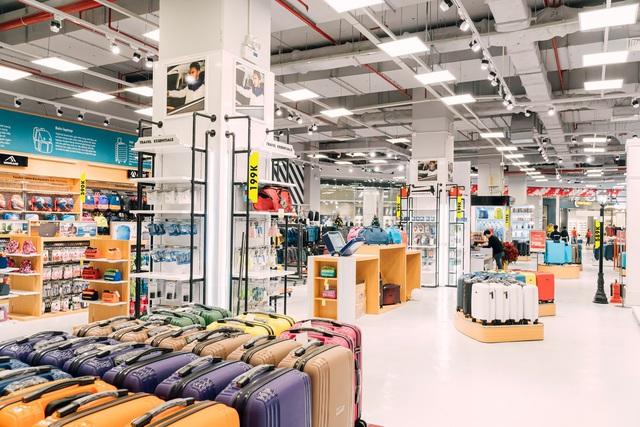 LUG mở Mega Store quy mô 789m2 lớn nhất tại AEON Hà Đông: rất nhiều sản phẩm hành lý quốc tế nổi tiếng, giá hợp lý - Ảnh 6.