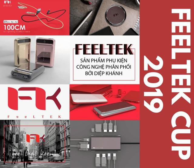Feeltek – Thương hiệu công nghệ phụ kiện Đài Loan tham gia thị trường Việt Nam - Ảnh 4.