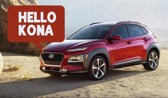 Giải mã sức hút của Hyundai Kona 2019 - Ảnh 2.