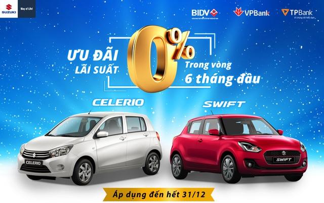 Suzuki Ưu Đãi Lên Đến 50 Triệu Dịp Giáng Sinh - Ảnh 1.