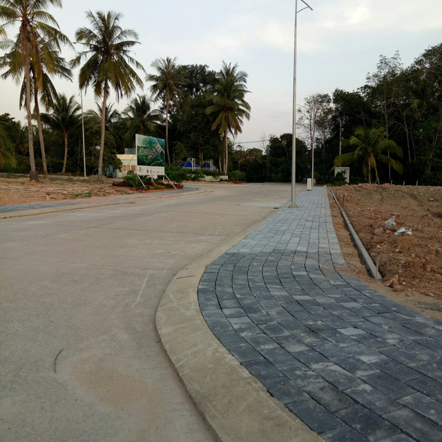 Phú Quốc: Các dự án được hưởng lợi từ việc thi công Tuyến Tránh - Ảnh 1.