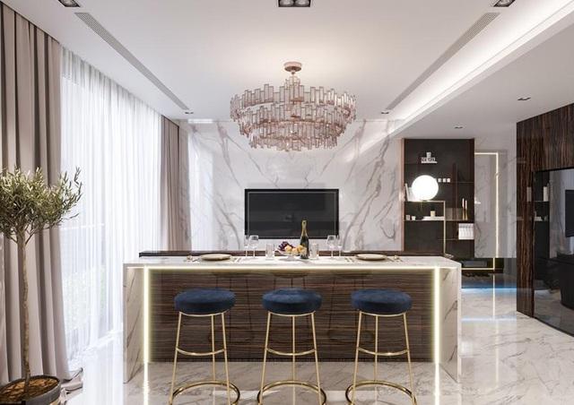 Giới nhà giàu Sài Gòn sắp đón nhận tổ hợp căn hộ Resort 4.0 ngay tại trung tâm Quận 4 - Ảnh 10.