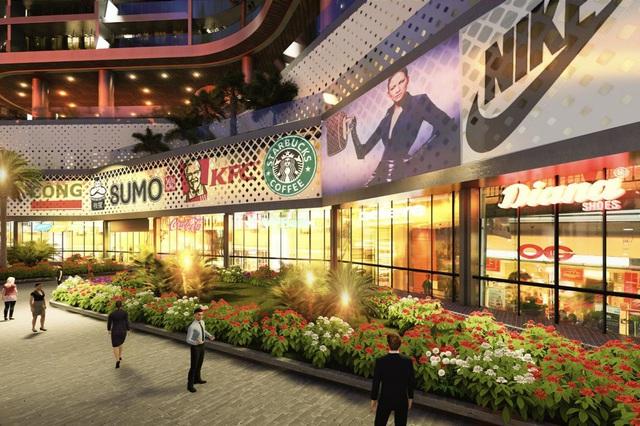 Triển khai tuyến phố đi bộ shopping - ẩm thực – giải trí trong dự án Sunshine Diamond River Quận 7 - Ảnh 2.