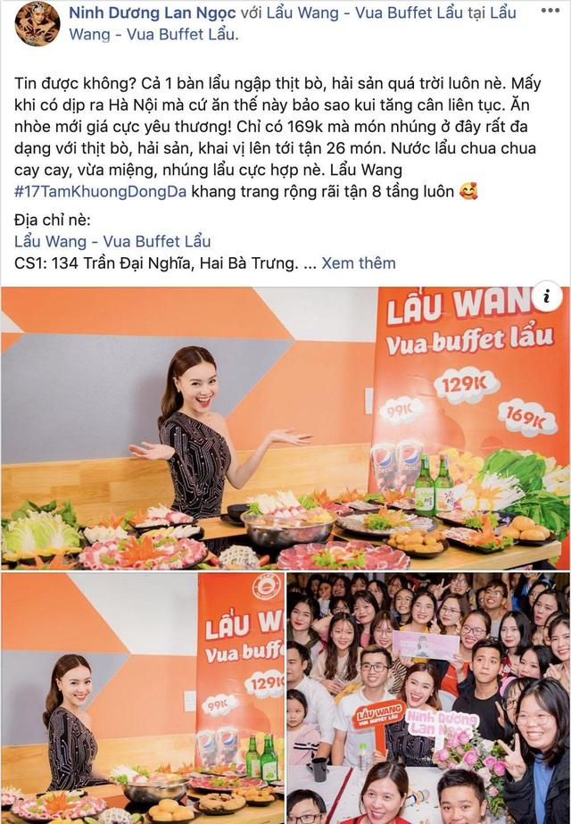 Dàn sao Việt nói gì về Lẩu Wang? - Ảnh 3.