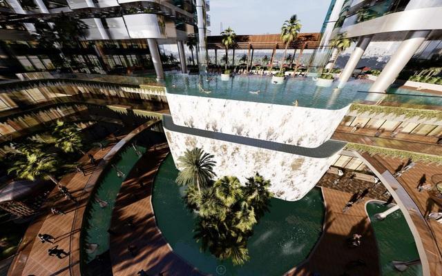 Giới nhà giàu Sài Gòn sắp đón nhận tổ hợp căn hộ Resort 4.0 ngay tại trung tâm Quận 4 - Ảnh 6.