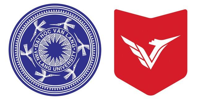 Sinh viên Trường Đại học Văn Lang biến hóa biểu tượng logo trường thành bộ sticker độc đáo - Ảnh 2.