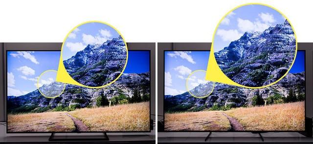Những điều bạn cần biết về upscale – tính năng thần kỳ giúp TV biến hình ảnh thường thành sắc nét như 8K - Ảnh 3.