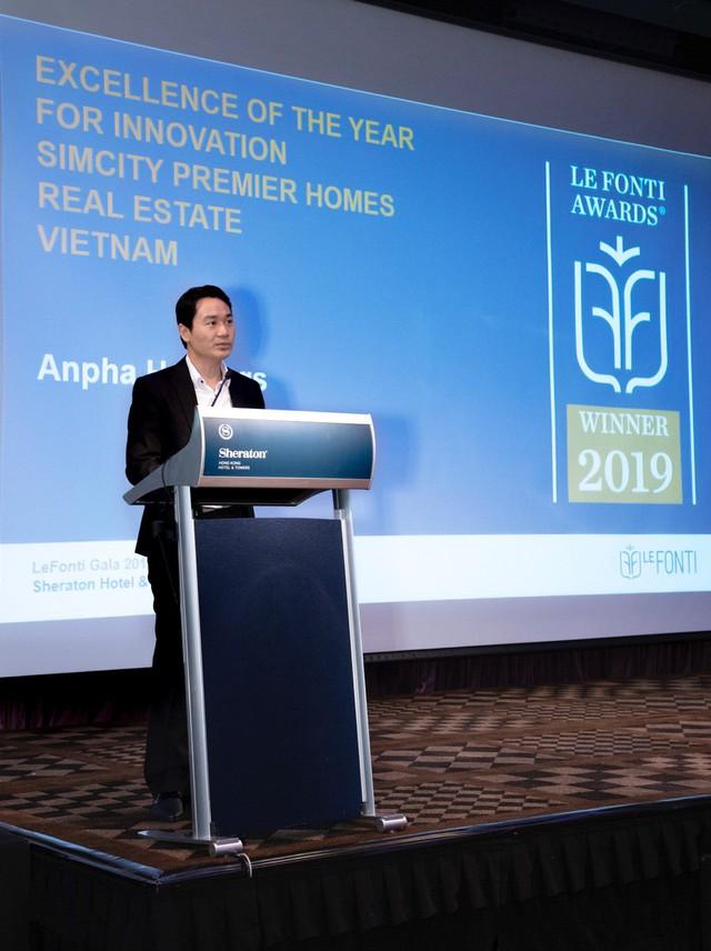 Anpha Holdings tiếp tục được vinh danh quốc tế tại Hong Kong - Ảnh 2.
