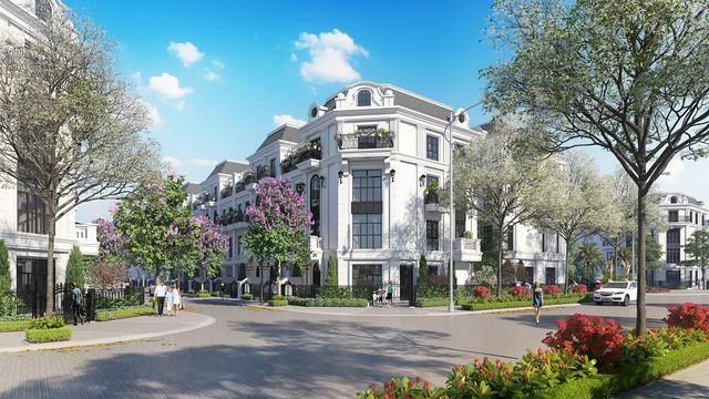 Vì sao Elegant Park Villa hút khách thượng lưu? - Ảnh 1.