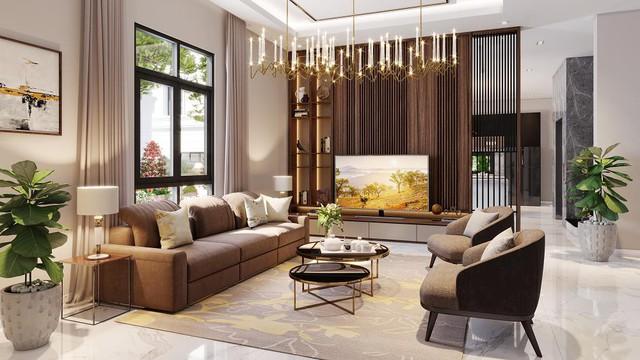 Vì sao Elegant Park Villa hút khách thượng lưu? - Ảnh 2.
