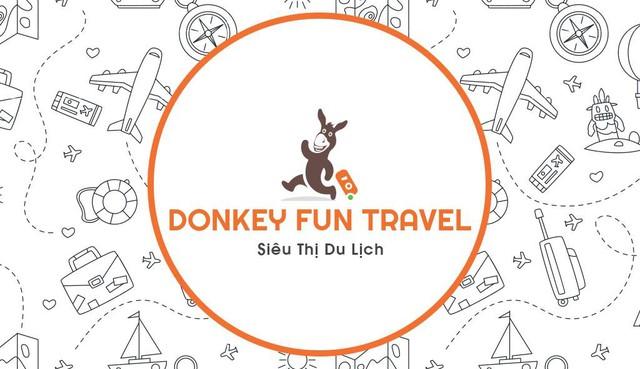 Donkey Fun Travel - sự liều lĩnh trong việc đặt tên thương hiệu và câu chuyện đáng yêu phía sau - Ảnh 1.