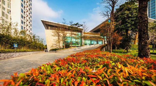 Nỗ lực xây dựng cuộc sống xanh tại Ciputra Hanoi - Ảnh 1.
