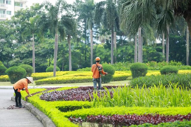 Nỗ lực xây dựng cuộc sống xanh tại Ciputra Hanoi - Ảnh 2.