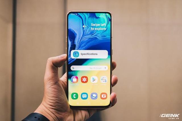 Galaxy A lại nhận đột phá công nghệ trước cả dòng S/Note, Samsung đang mưu tính điều gì? - Ảnh 2.