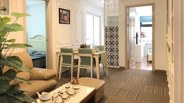 Chỉ từ 1 tỷ đồng sở hữu căn hộ 2 phòng ngủ trung tâm Long Biên - Ảnh 1.