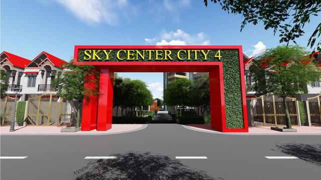 Sky Center City 4 – Cơ hội đầu tư mới -  Đón đầu thành phố công nghiệp - Ảnh 1.