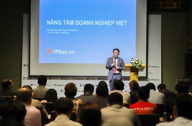 VPBank hợp tác có doanh nghiệp công nghệ Haravan cung cấp gói dịch vụ hỗ trợ hàng nghìn doanh nghiệp SME - Ảnh 2.
