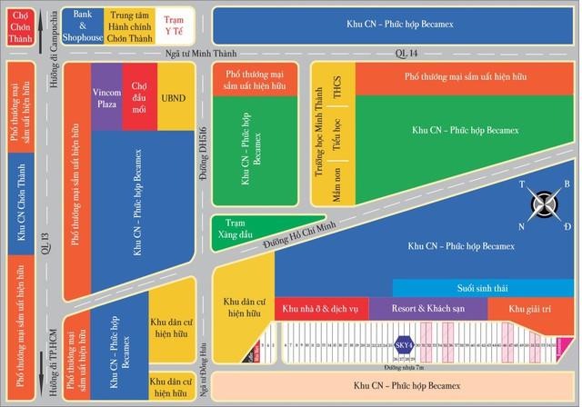 Sky Center City 4 – Cơ hội đầu tư mới - Đón đầu thành phố công nghiệp - Ảnh 2.