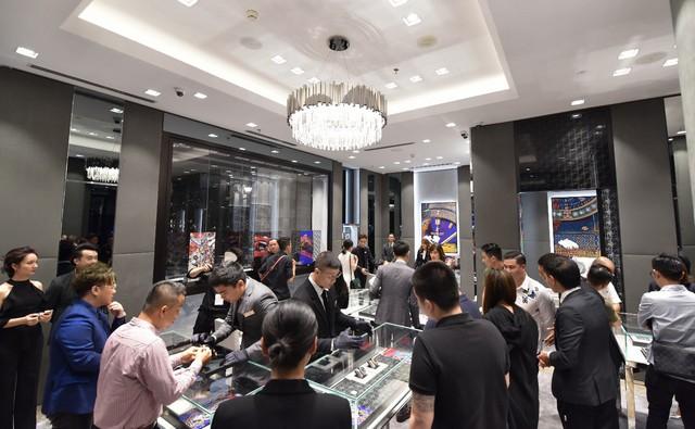 Hublot mang đặc quyền trải nghiệm Baselworld 2019 Novelties sớm đến với Hublotista Việt Nam - Ảnh 1.
