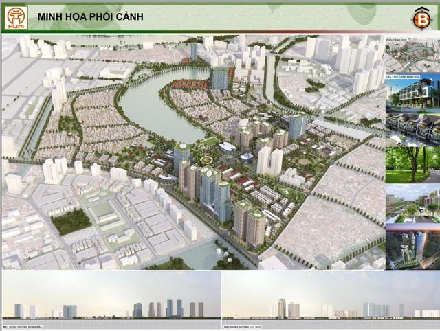 Khu đô thị Đại Kim – Định Công phía Bắc và Tây Bắc hứa hẹn giải quyết 8000 nhà ở cho người dân Hà Nội - Ảnh 1.