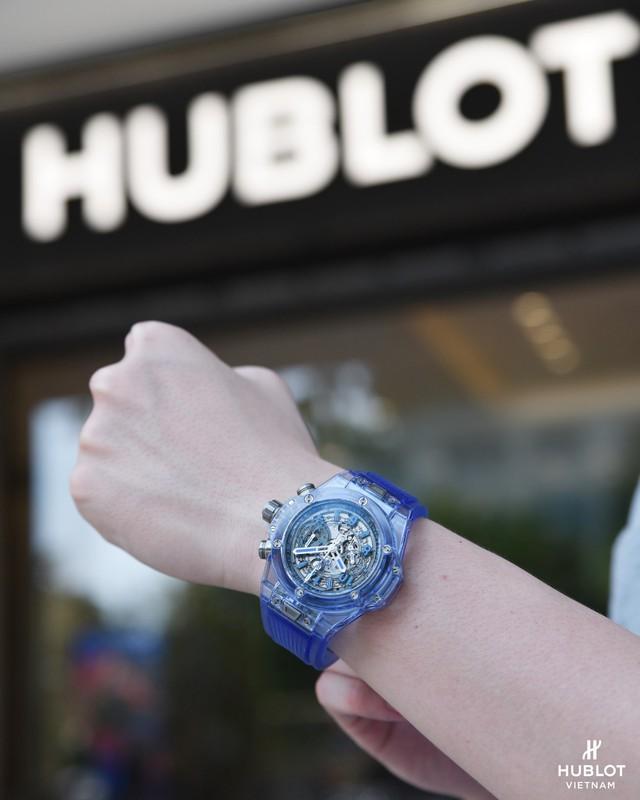 Hublot mang đặc quyền trải nghiệm Baselworld 2019 Novelties sớm đến với Hublotista Việt Nam - Ảnh 3.