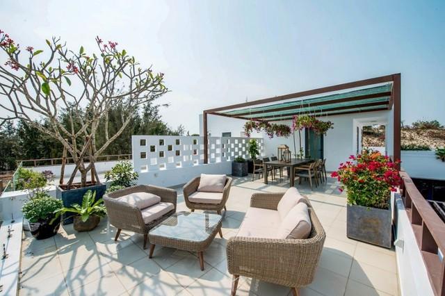 """Khám phá villa """"mộc"""" bên bờ Long Hải - Ảnh 2."""