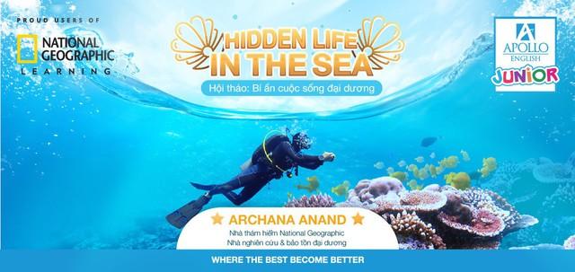 Nhà thám hiểm Archana Anand đến Việt Nam giao lưu cùng học viên Apollo English - Ảnh 1.