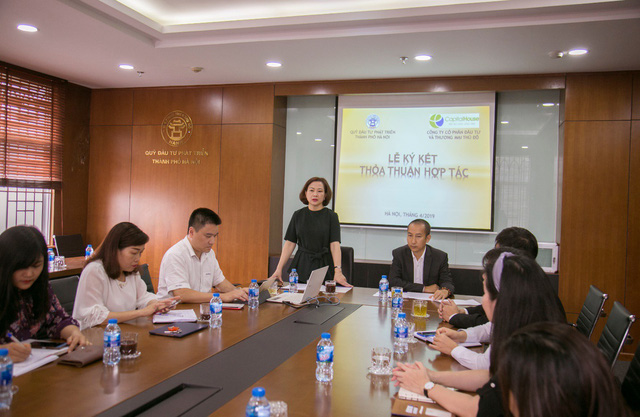 HANIF tài trợ vốn cho các dự án của Tập đoàn Capital House - Ảnh 1.