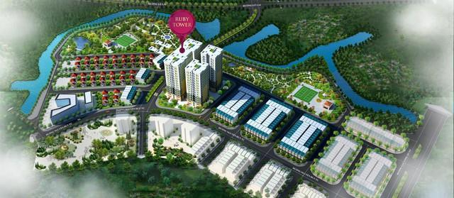 Lý giải cho sức hấp dẫn của căn hộ xanh ngay trung tâm thành phố Thanh Hóa - Ảnh 1.