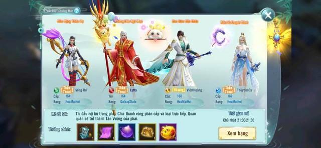 Game thủ Nhất Kiếm Giang Hồ tham gia PK Tranh Đoạt Chưởng Môn vì danh dự Bang hội - Ảnh 2.