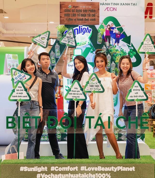 Tín hiệu xanh từ doanh nghiệp trong cuộc chiến chống rác thải nhựa và bảo vệ môi trường - Ảnh 2.