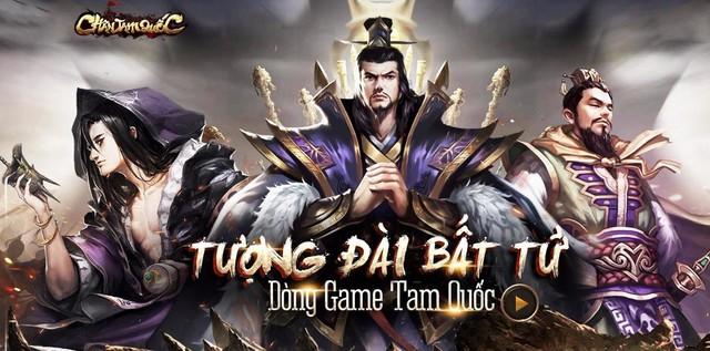 Siêu phẩm 10 năm Chân Tam Quốc chính thức mở cửa HÔM NAY chào đón game thủ Việt - Ảnh 1.