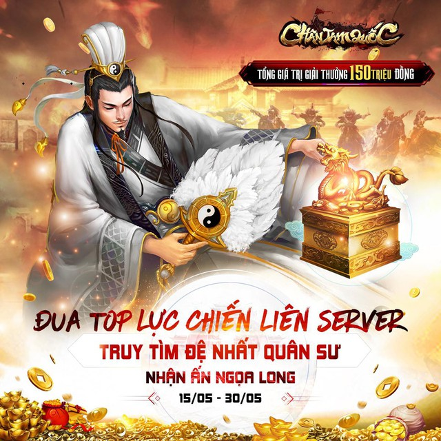 Siêu phẩm 10 năm Chân Tam Quốc chính thức mở cửa HÔM NAY chào đón game thủ Việt - Ảnh 5.